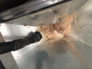 タンク内清掃